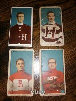 1910-11 C56 Imperial Tobacco RARE COMPLETE ORIGINAL SET. MOSTLY ALL PSA GRADED