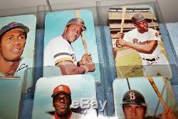 1971 Topps Super Baseball Cards - Complete Set All 63
