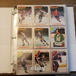1978-79 O-pee-chee Complete Set Exc-nm All Cards#1-396 Very Nice