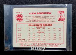 1985-86 Star All Rookie Set In Bag Michael Jordan Barkley Olajuwon Stockton