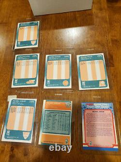 1988-89 Fleer Basketball Complete Set With Stickers All Cards Mint Jordan Pippen