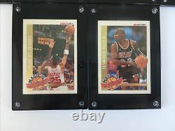 1992-93 Hoops Basketball Magics All Rookie Team Set (1-10) With Shaquille ONeal