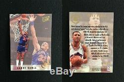 1993-94 Ultra All-Defensive COMPLETE SET 10 CARDS JORDAN PIPPEN AND MORE