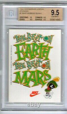 1993 NIKE/WARNER JORDAN 6 MINI POSTER CARDS AD 1984 DRAFT ALL STAR aerospace