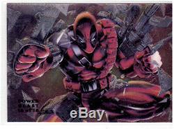 1994 Flair Marvel Card Set 168 Cards All Up + Powerblast Foil Card Full Set