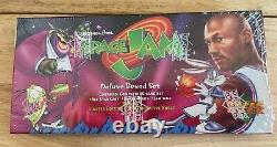 1996 Space Jam Upper Deck Sealed Deluxe Box Set Contains All 60 cards + MORE