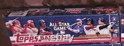 1 2019 Topps Complete Set ALL STAR GAME Foil Stamped Factory Sealed Tatis 410
