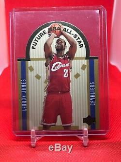 2003-04 Upper Deck SE Die Cut Future All-Stars LeBron James 15 Card Set