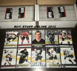 2006 07 UPPER DECK COMPLETE SET SERIES 1 + 2 with ALL YOUNG GUNS MINT COMBINED S&H