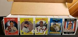 2008 Complete TOPPS HERITAGE SET (500) Cards #1-500 ALL (75) SPs MINT