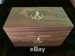 2013 Upper Deck Masters Collection Complete 80 Card Set Tiger Woods All #099/200