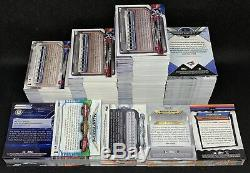 2018 Bowman Baseball Complete Master Set Prospect Chrome + All Inserts 600 Cards