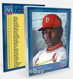 2019 Topps 150 Years of Baseball Complete Set All 133 Cards & Checklist-Limited