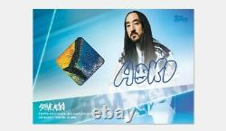 2020 Topps X Steve Aoki Wave 1, 2, 3 & 4 ALL FOUR WAVES SOLD OUT PRESALE