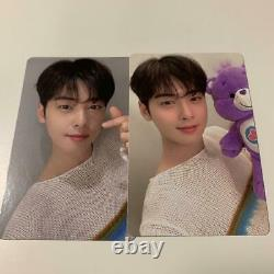 ASTRO CHA EUNWOO ALL YOURS Official Photo card 2pcs