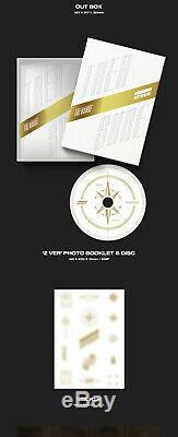 ATEEZ TREASURE EP. FINALL TO ACTION 1st Album CD+POSTER+P. Book+15Card+etc+GIFT