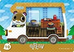Animal Crossing Doubutsuno mori Plus + card all 50 types Complete set Ninetndo