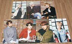 BANGTAN BOYS MEDIHEAL x BTS Collaborative 56 ALL PHOTO CARD PHOTOCARD SET NEW