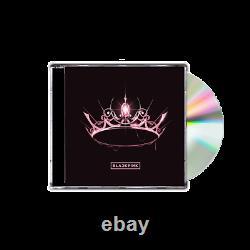 BLACKPINK CD OFFICIAL SIGNED AUTOGRAPHED CARDS ALL 4 SET Jennie Lisa Jisoo Rose