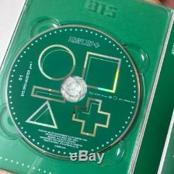 BTS 3rd Muster Army Zip + Official DVD Full Set 3 Disc + Photo card(All Member)