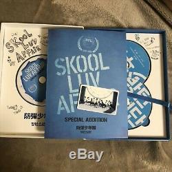 BTS Bangtan Boys Skool Luv Affair 2nd Album Special Edition All member Card Set