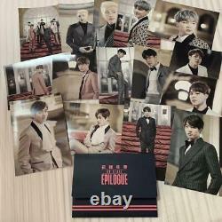 BTS Bantang All Member Kayo Nenka JAPAN Official PHOTO CARD Complete SET a1