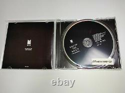 BTS Map of the Soul 7 The Journey Member Changing Album Jacket Card + CD