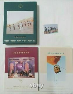 BTS Memories of 2016 Full Set YOUNG FOREVER Photo CARD (All)