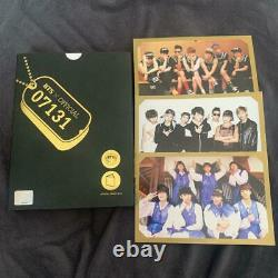BTS × OFFICIAL 07131 2014 Diary + Bonus 3 Photo Cards Set of All Members