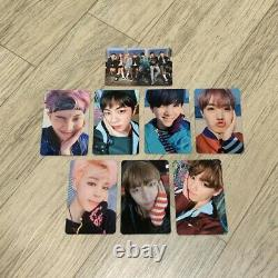 BTS You Never Walk Alone Official Photo Card All set