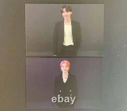 Bts-boy With Luv Official Broadcast Photo Card All Members Full Set