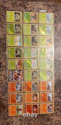 COMPLETE Pokemon Shining Legends Card Set 73 of 73 with all Reverse holos