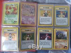 COMPLETE SET GYM HEROES ALL 132 (94 1st EDITIONS!) EX LV X SERIES POKEMON CARDS