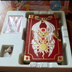 Card Captor Sakura All Clow card Set Bandai 1999 CLAMP CCS withKey