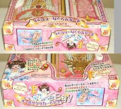 Card Captor Sakura All Sakura Card Set Clow Bandai 2000 Kinomoto CLAMP Rare