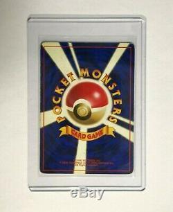 Charizard Venusaur Blastoise(1st Edition)All no rarity 9 Cards set Old back