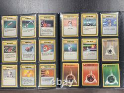 Complete Original Base Set All 102/102 Pokemon Trading Cards TCG WOTC Charizard