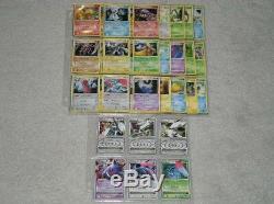 Complete Pokemon Arceus Card Set 99/99 Ultra Rare! Charizard/All LV. X