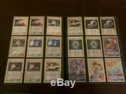 Complete Pokemon SHINING LEGENDS Master Set Cards All Reverse/Ultra/Secret Rare