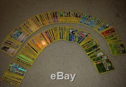 Complete Pokemon XY BREAKPOINT Master Set 225 Cards All Promo/Ultra/Secret Rare