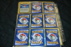 Complete Set! All of The Jungle 64/64 Pokemon Trading Cards TCG WOTC Game