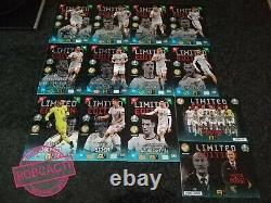 Complete XXL Limited Edition HUNGARY card set Adrenalyn XL EURO 2020 KickOff ALL