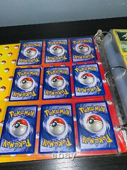 Complete set of Pokemon Jungle Unlimited Cards, all 64 cards NM