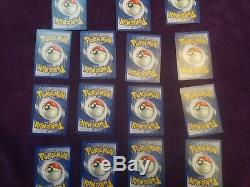 Complete shadowless Base Set! All 102 Cards