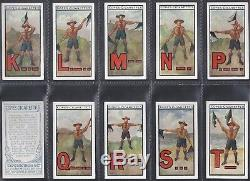 Cope Copes-full Set- Boy Scouts & Girl Guides (35 Cards) All Scanned