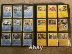 Darkness Ablaze Master Set Pokemon 100% Complete All 356 Cards