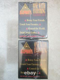 FACTORY SET 1995 INWO Card Game WARNING READ ALL ARE FAKE FROM JAPAN