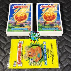 Garbage Pail Kids Ans5 Complete 80-card Set 2006 All-new Series 5 +free Wrapper