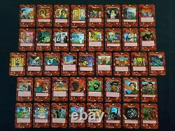 ILLUMINATI New World Order Complete LIMITED UNCOMMON SET All 100 Cards +BONUS