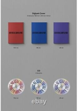 In Stock! Astro Album All Yours Set Ver. 3 CD Limited+3p Posters+3p Bonus Card
